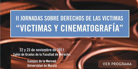 banner victimas cinematografia Jornadas de Victimología