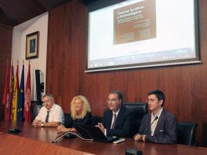 dsc 8521 300x225 Presentación del libro Ciencias Jurídicas y Victimológicas