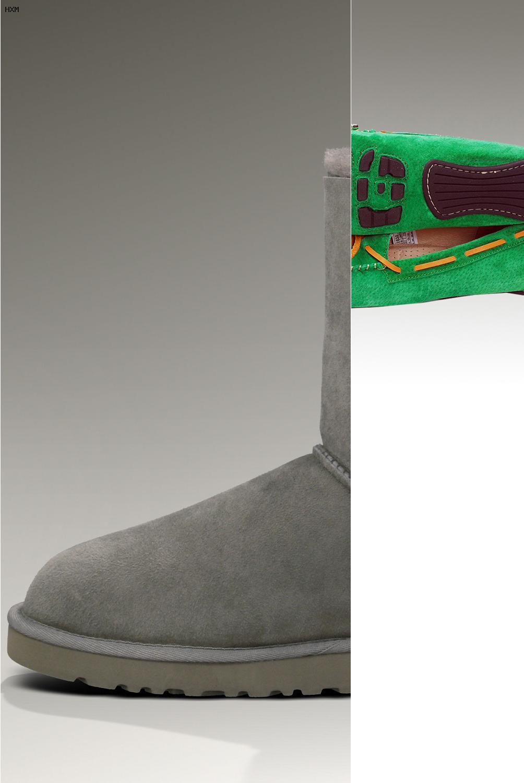 botas de invierno tipo ugg