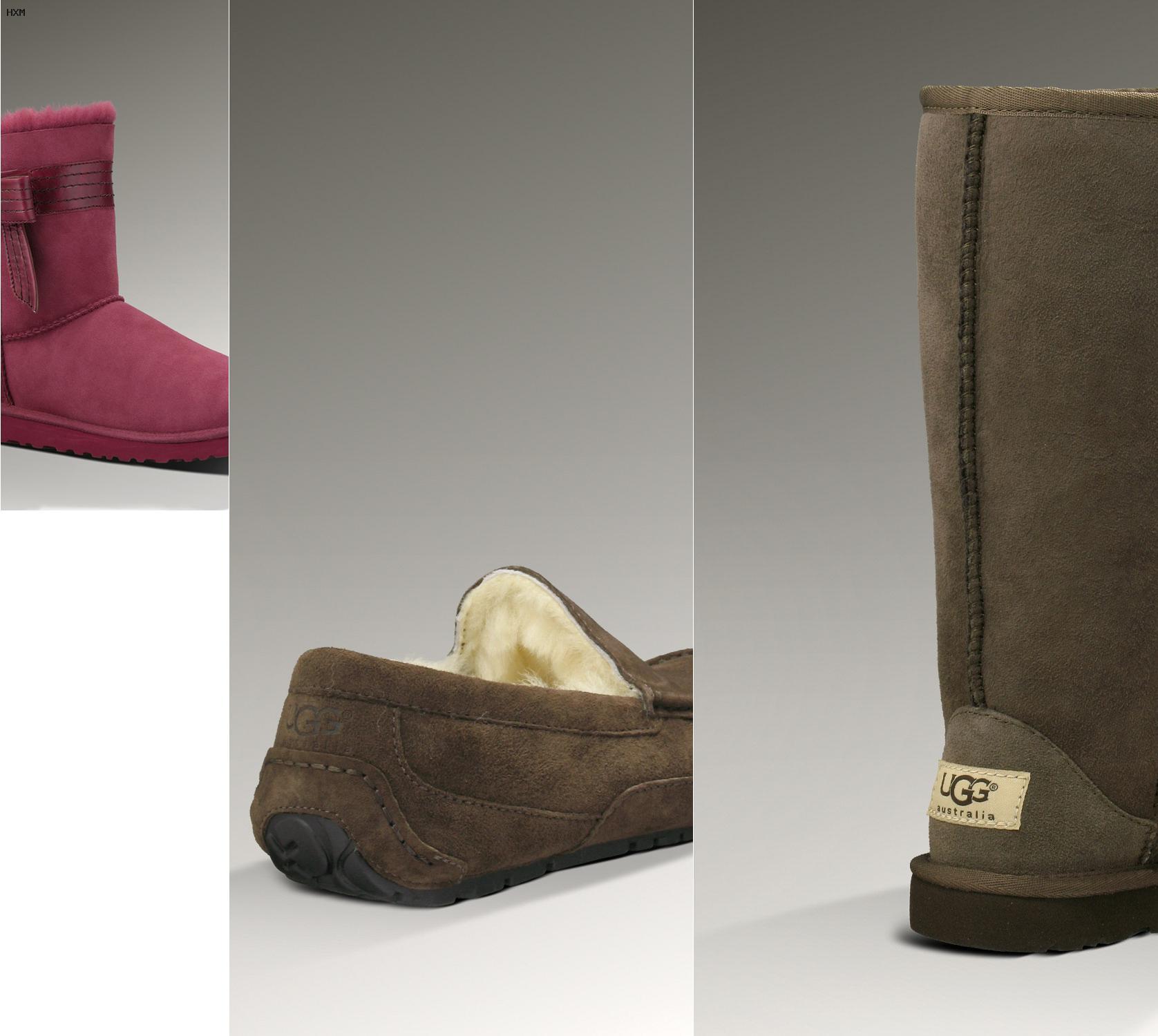botas estilo ugg