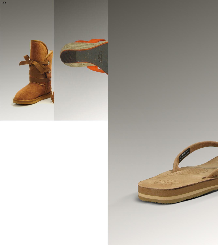 botas marca ugg en mexico