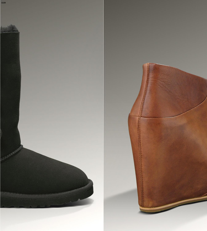 como son las botas ugg originales