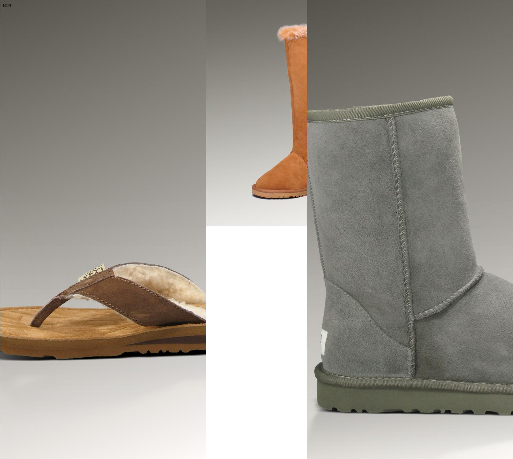 comprar botas tipo ugg online