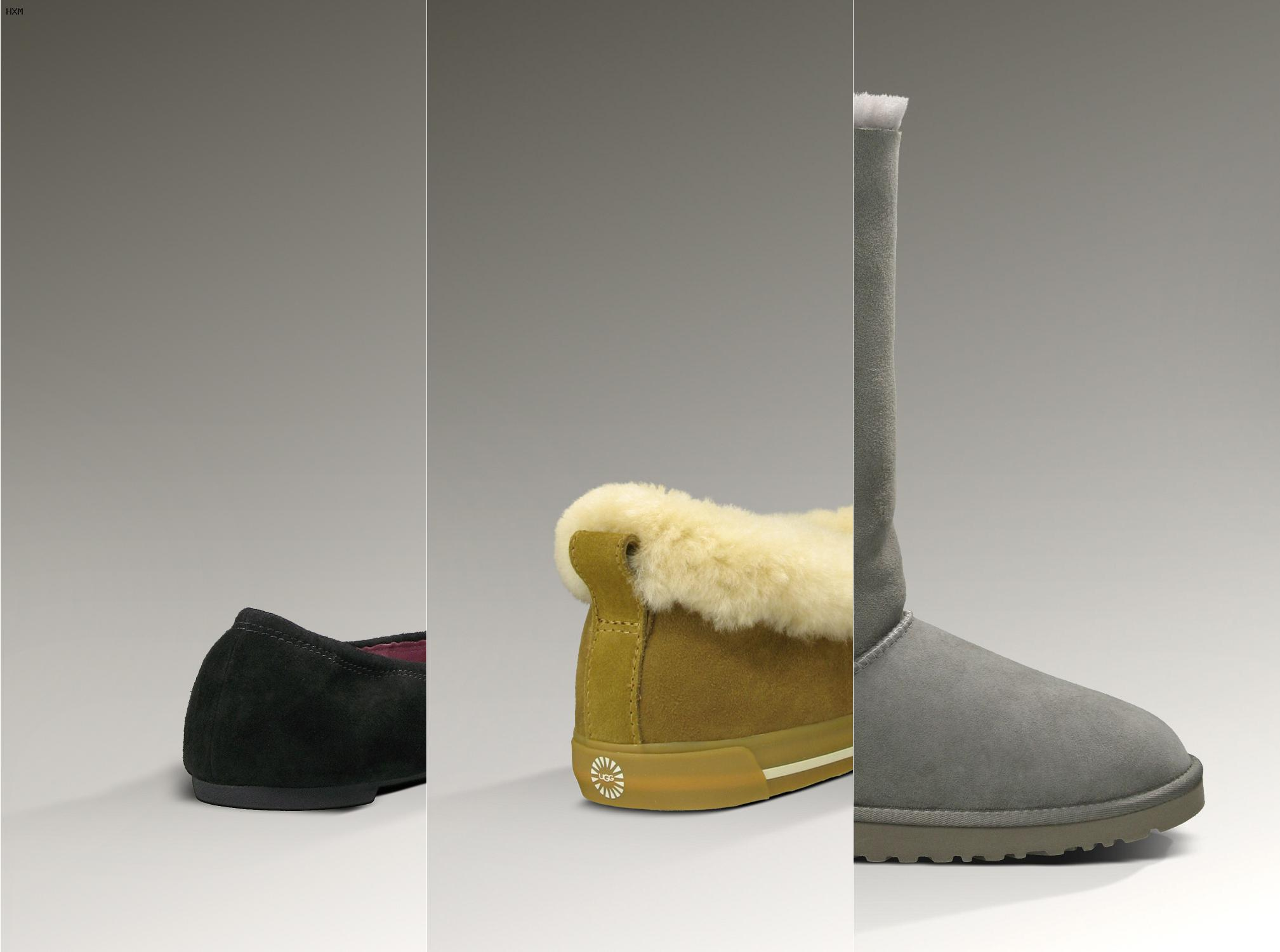 zapatos marca ugg