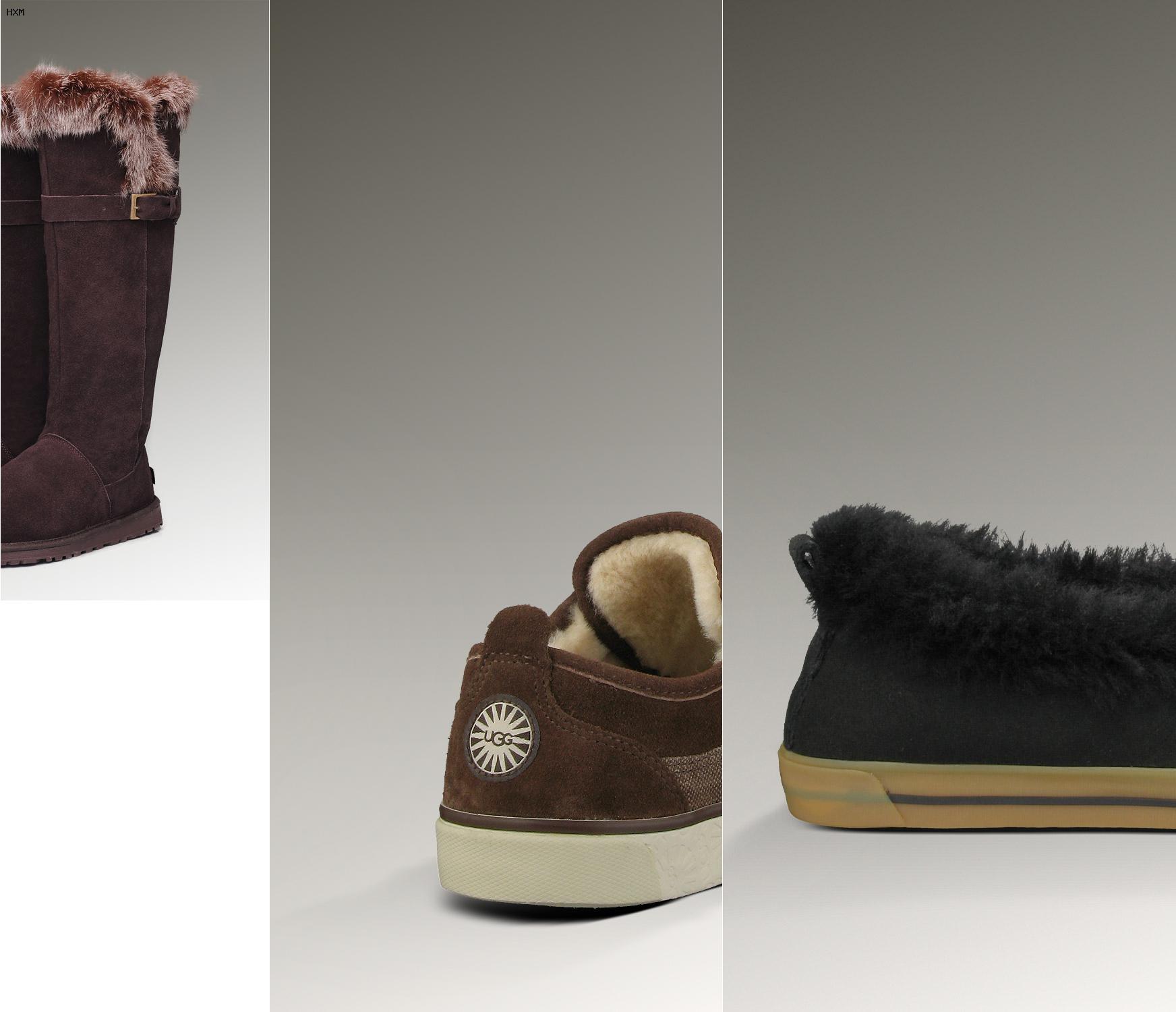 zapatos ugg zuecos